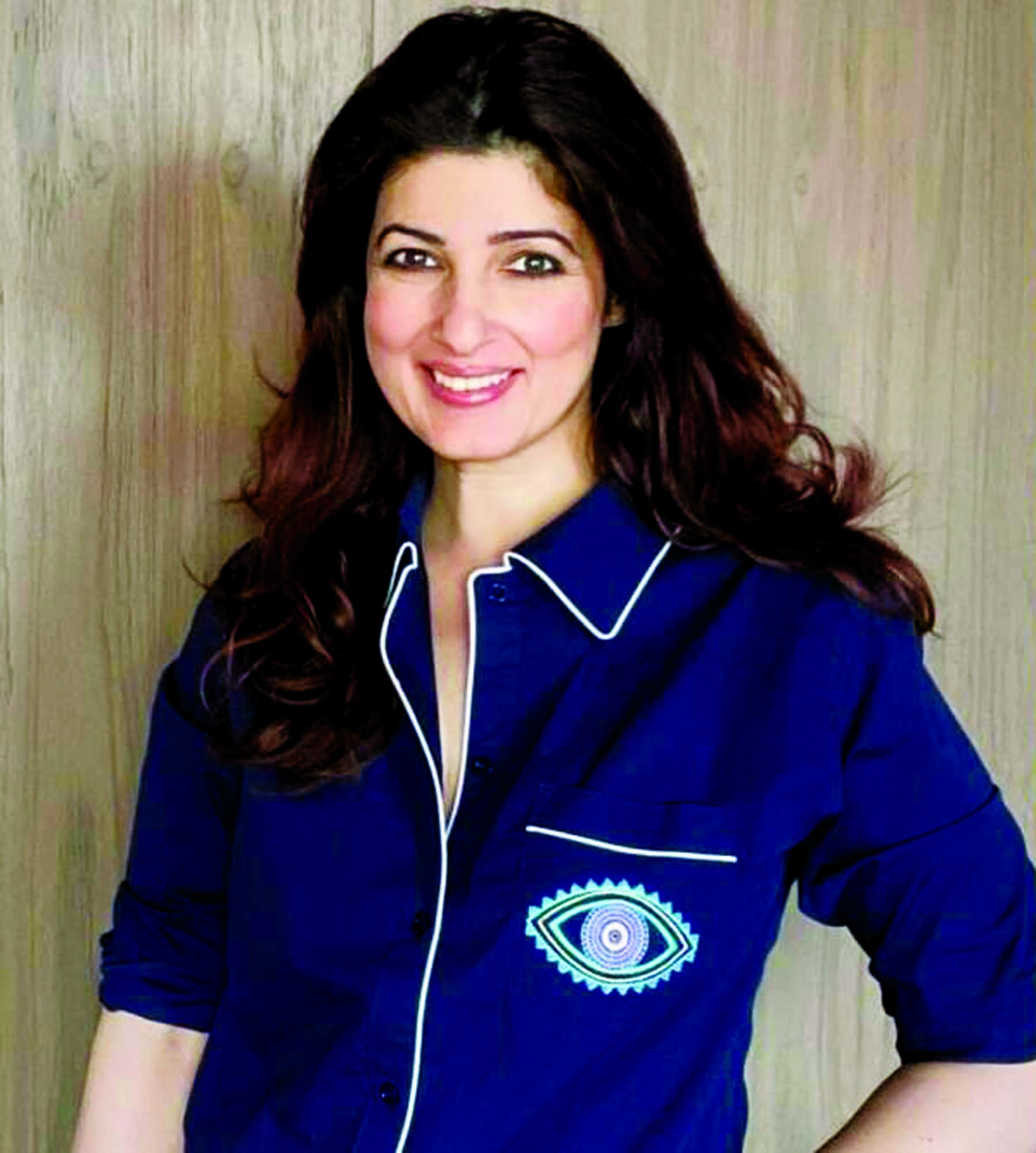 Twinkle Khanna praises her kids as they adapt to Covid-19 norms