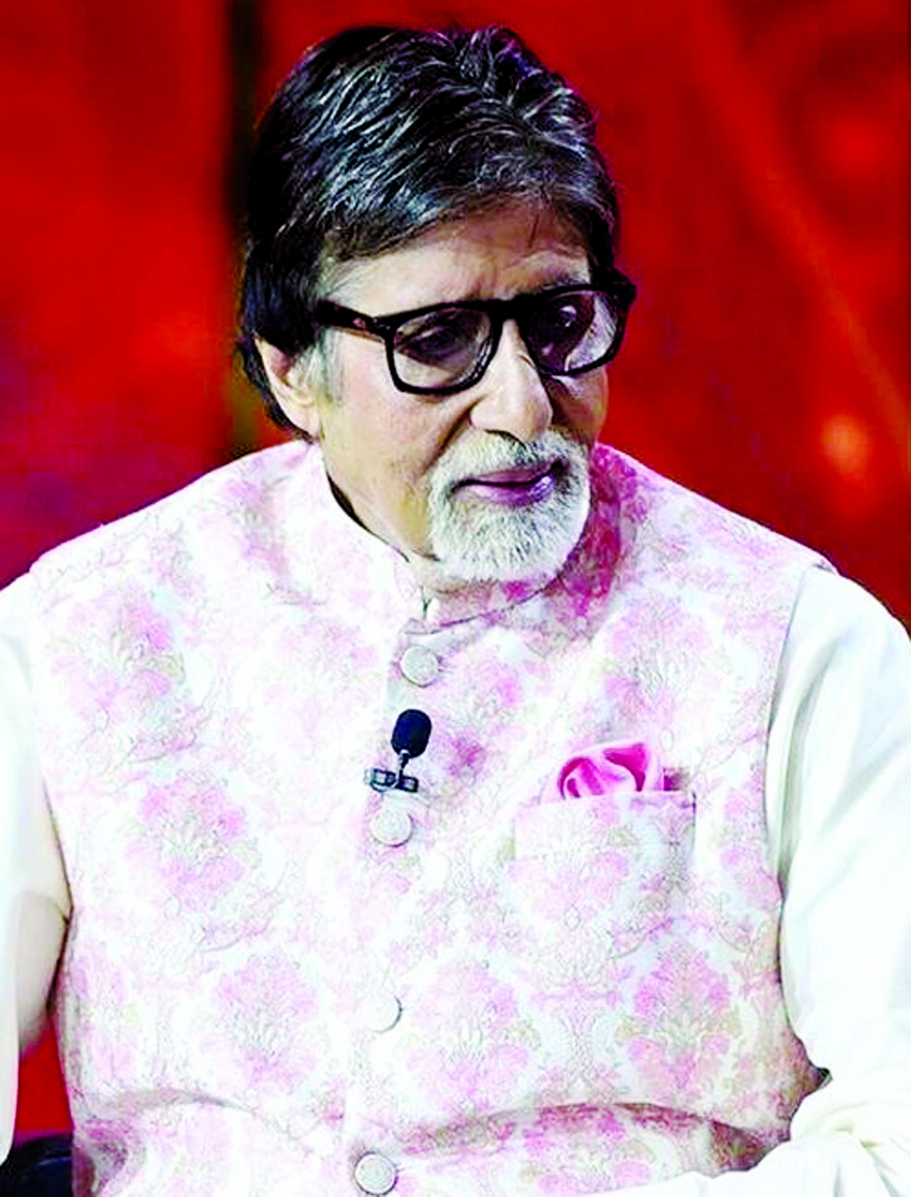Amitabh contributed Rs15cr in fight against pandemic