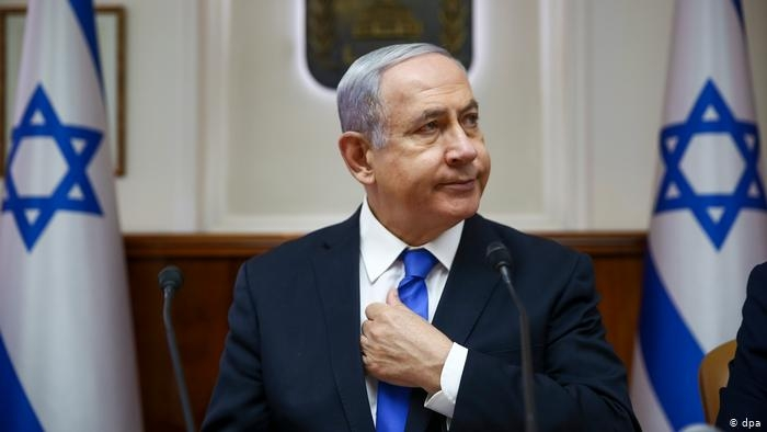 Netanyahu vows to continue Gaza strikes