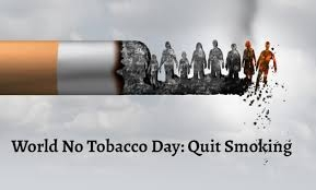 Tobacco use a risk factor for health