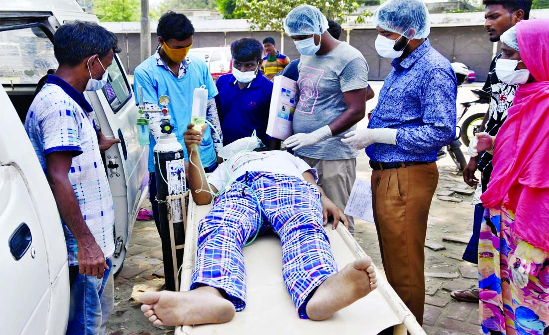 Rajshahi overtakes Dhaka in new Covid cases Deaths, infections rise again