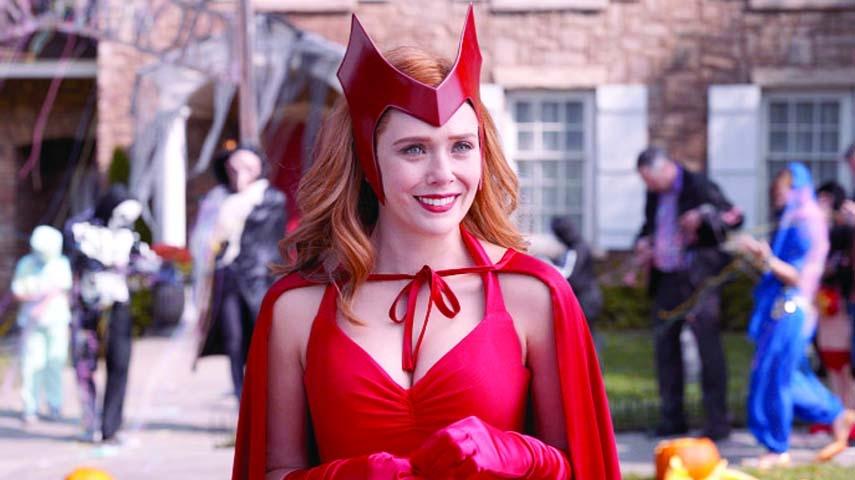 Elizabeth Olsen confirms WandaVision will not be getting a second season
