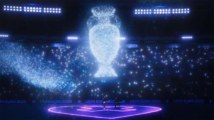 UEFA EURO 2020 to start with virtual performance of 'We Are The People'