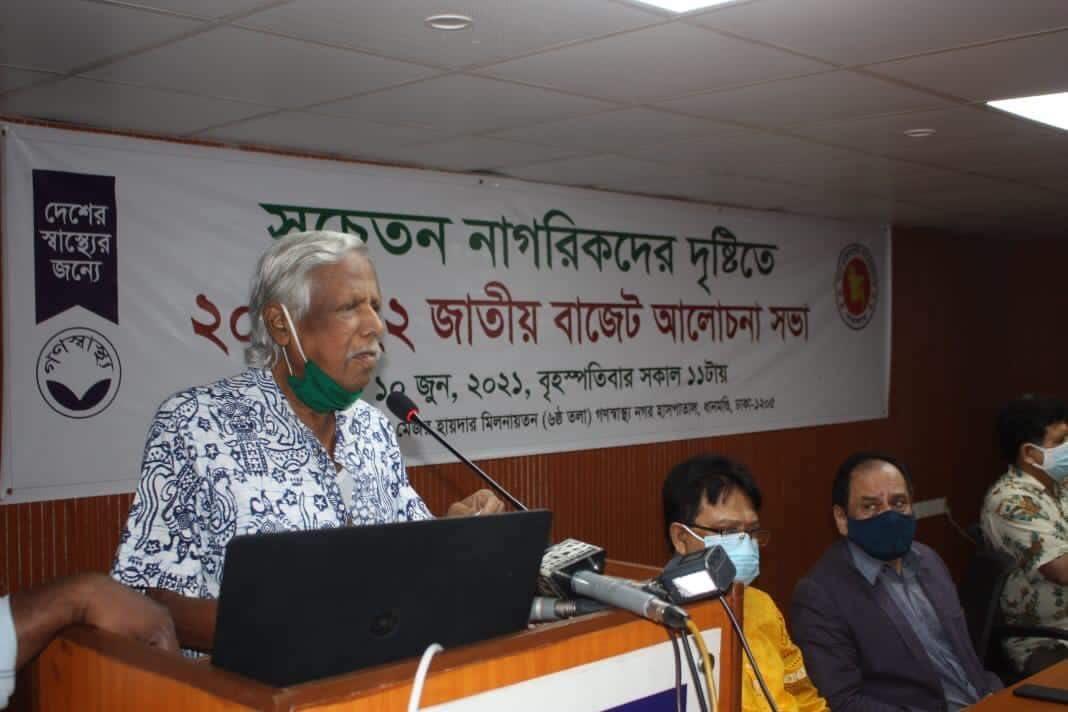 Budget to patronise bureaucrats