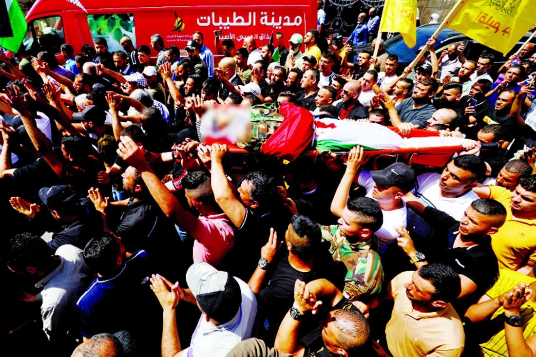 'Undercover Mission' Israeli forces kill Palestinian officers