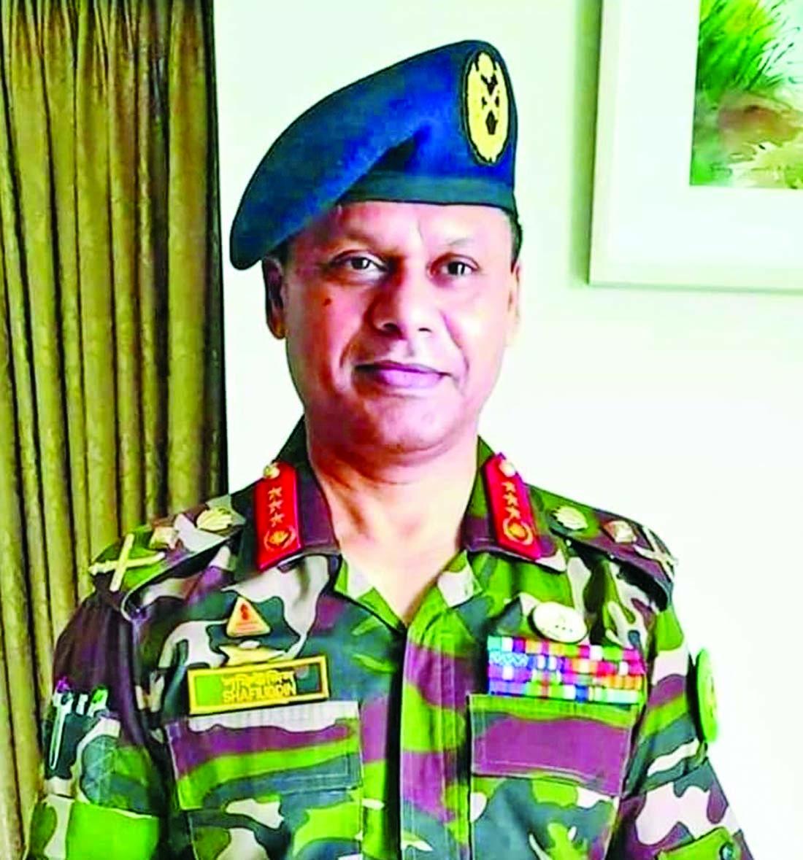 Shafiuddin Ahmed made Army chief