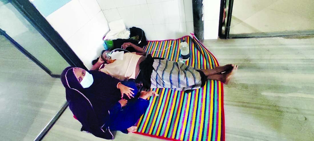 Covid infections, deaths rising alarmingly   40 dead, 2,576 infected