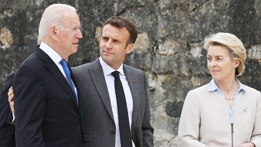 G7 leaders to unveil global anti-pandemic action plan