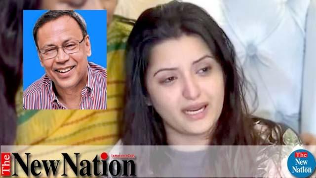 Pori Moni files sexual assault complaint against ex-Uttara Club president Nasiruddin, 5 others
