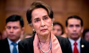 Myanmar's detained Aung San Suu Kyi to face Naypyidaw court