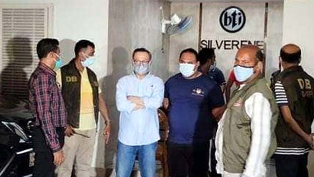 Attempted rape, murder to Pori Moni: 5 including Nasir, Omi held