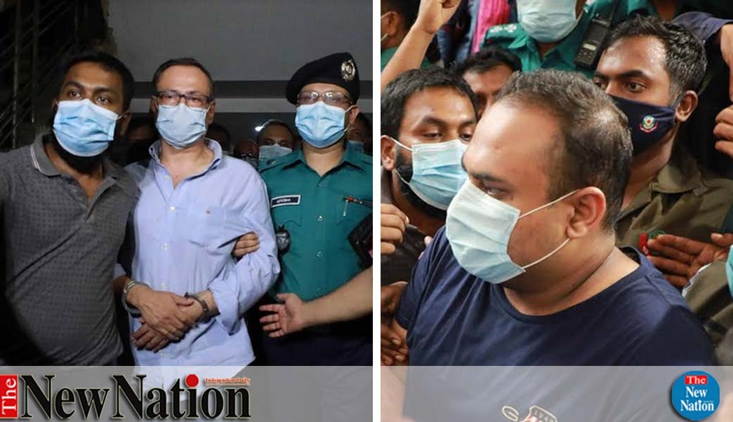 Nasir, Omi placed on 7-day remand in narcotics case