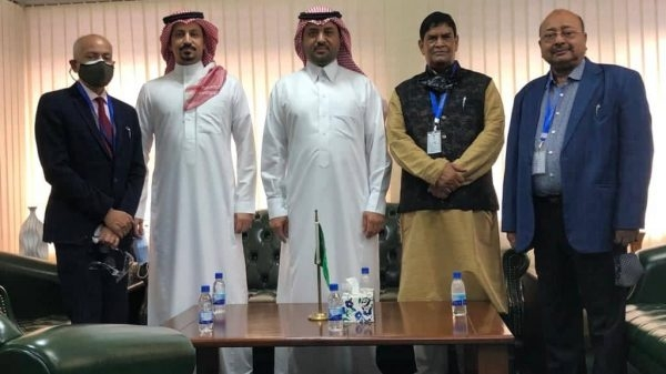 Saudi Embassy works resolving  BD expatriates problems