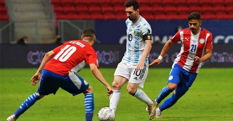 Copa America: Suárez goal ends Uruguay's scoring drought, Argentina secure knockout spot
