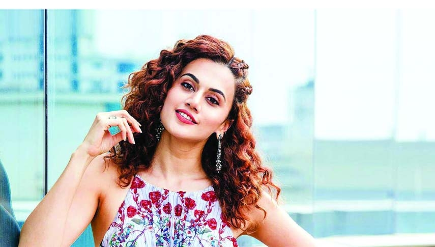 Taapsee Pannu on why popularity of thriller genre never fades