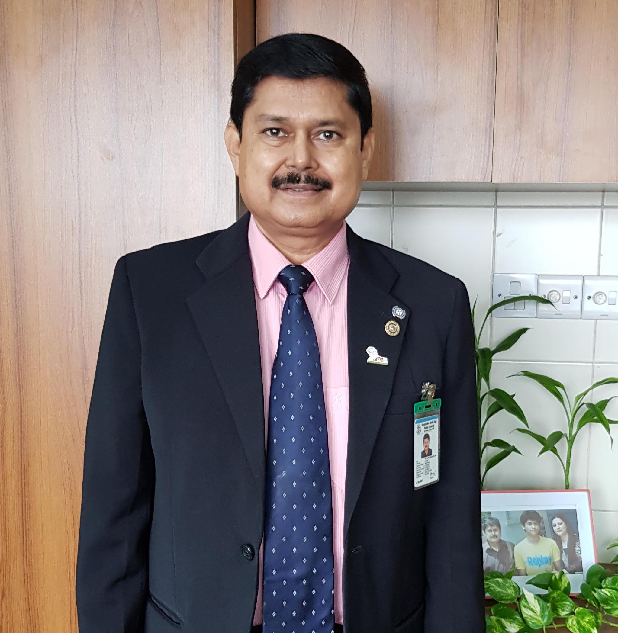 Prof Salahuddin made new chairman  of BSMMU haematology dept