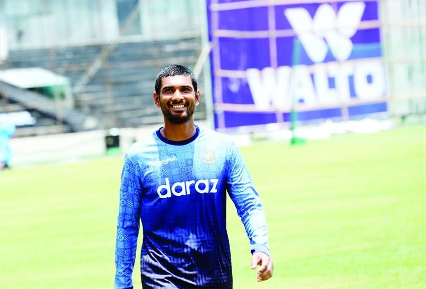 Mahmudullah awaits the 200th ODI