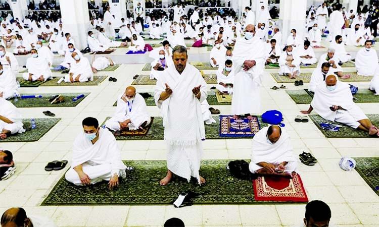 Hajj performed