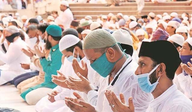 Eid-ul-Azha being celebrated in Saudi Arabia, Middle East
