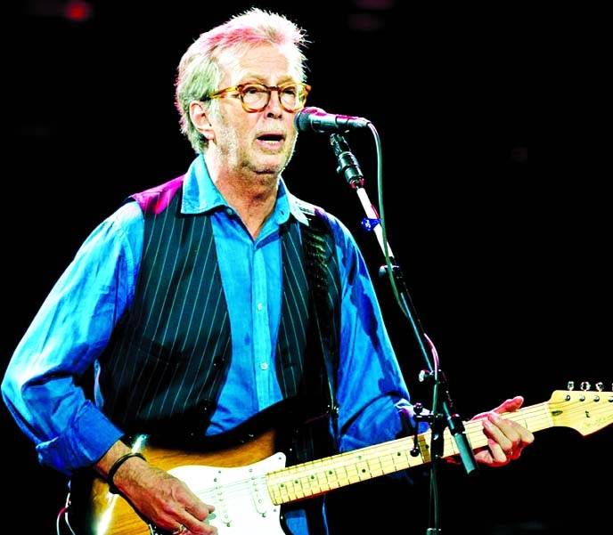 I won't play venues that require proof of vaccination: Eric Clapton