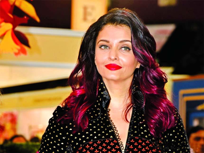 Aishwarya resumes shoot for Mani Ratnam's movie
