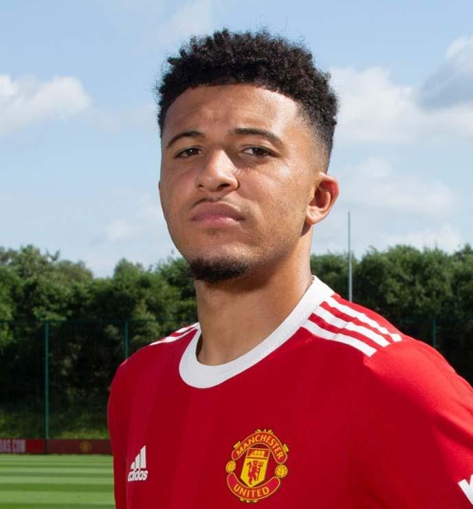 Man Utd complete signing of England forward Sancho