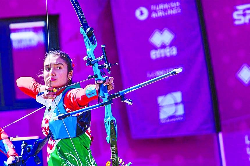 Bangladesh eliminated from mixed team event
