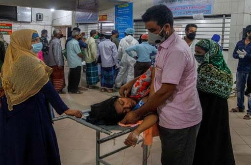 Covid-19 in Bangladesh: 200+ deaths, 11,291 new cases recorded