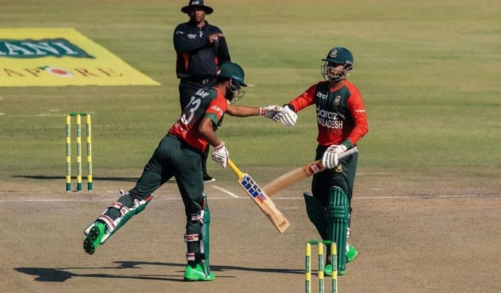 Bangladesh clinch T20I series 2-1 against Zimbabwe