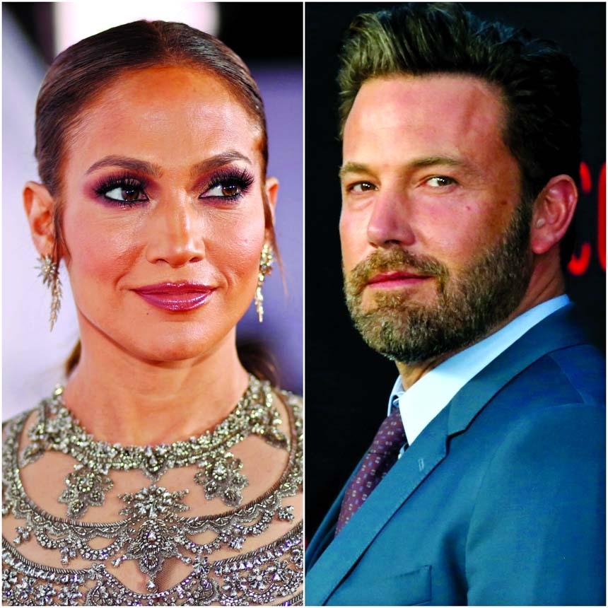 Jennifer Lopez goes Instagram official with Ben Affleck