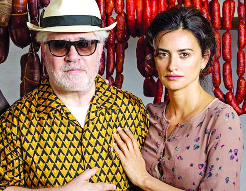 Pedro Almodovar movie to open Venice Film Festival
