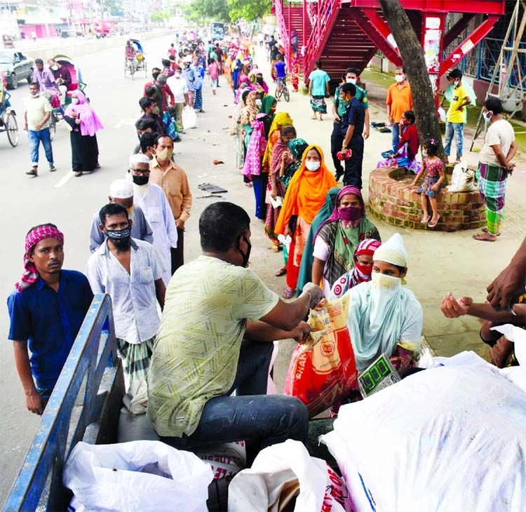 TCB  to sell essentials on streets from today