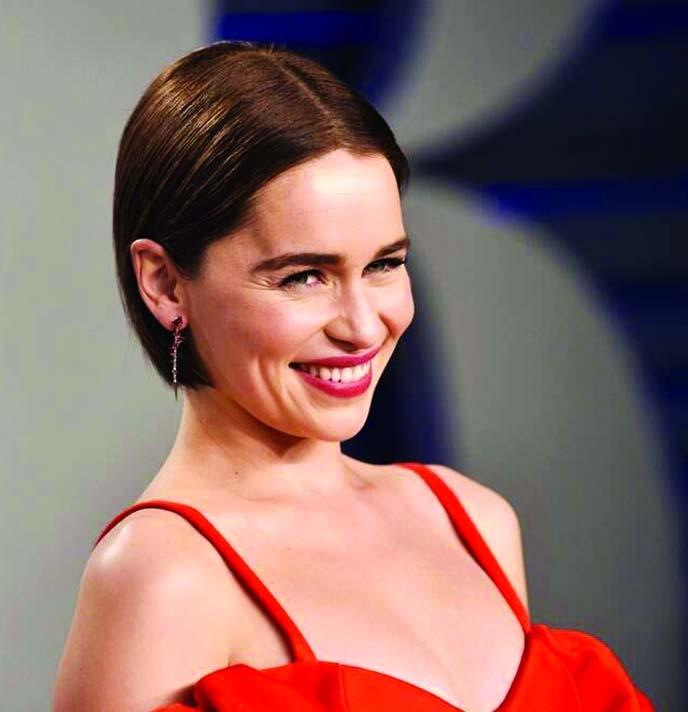 Emilia Clarke confirms role in Marvel's Secret Invasion