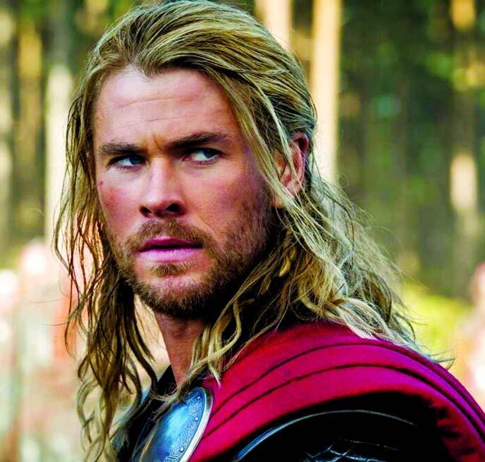 What Chris Hemsworth said about Thor The Dark World
