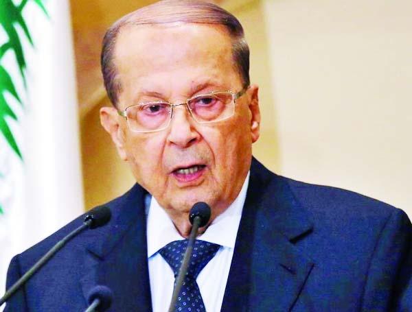 Lebanon President holds consultations to name   PM-designate