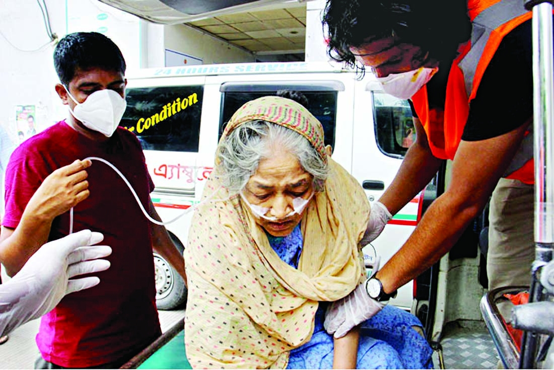 Covid outbreak sparks alarm Grim record with 247 deaths, 15,192 new cases