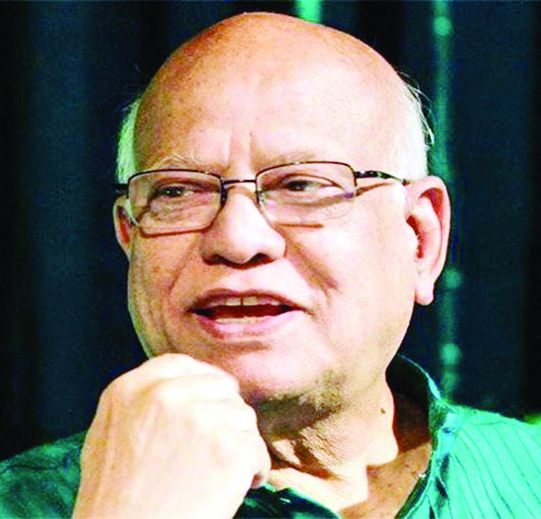 Former FM Muhith contracts Covid-19