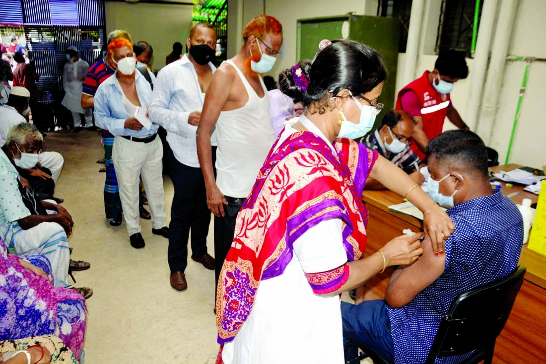Vaccination at union level to start Aug 7