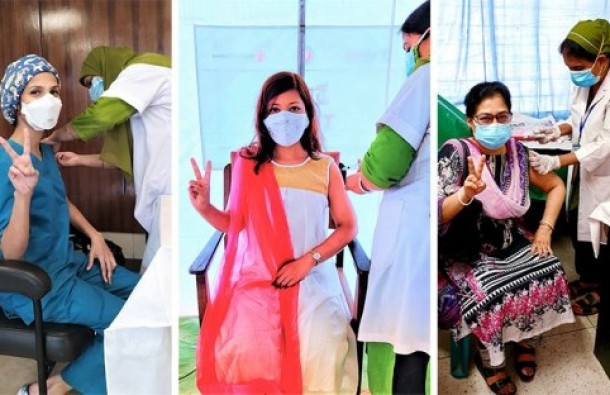Covid-19: Bangladesh lowers vaccination age to 25
