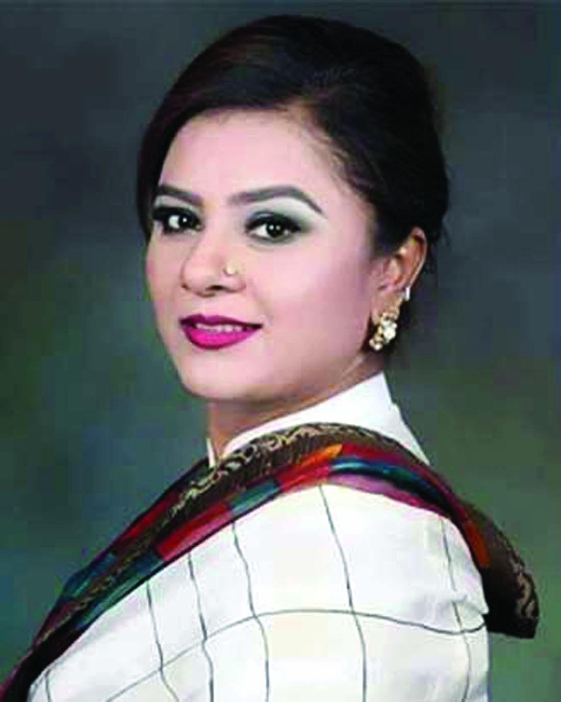 Helena Jahangir's  residence raided