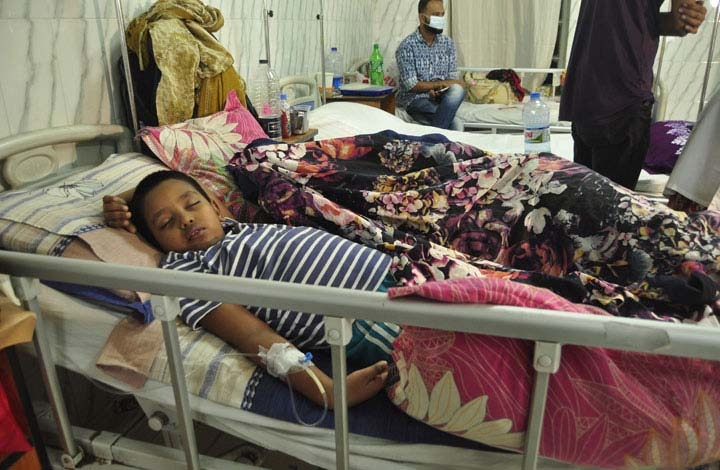 170 more hospitalised with Dengue in 24 hrs