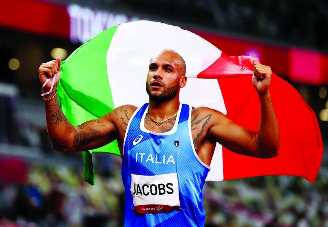 World's new fastest man