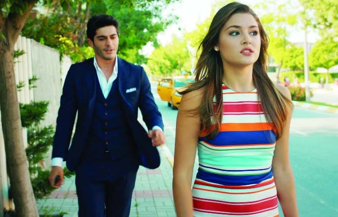 Turkey TV series Hayat Murat on Channel i from tomorrow - The New Nation