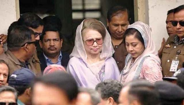 Khaleda must return to jail for seeking permission to go abroad: Law Minister