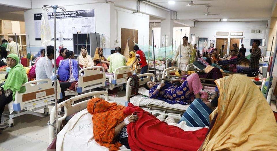 Dengue: 319 more hospitalized in 24 hrs, no fresh death