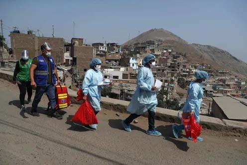 Global Covid cases near 225 million