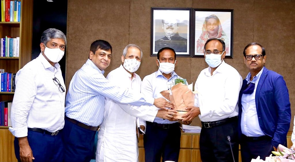 BGMEA seeks support for RMG sector to overcome pandemic challenges