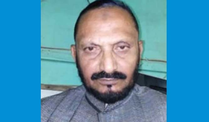 Ex-UP chairman held for raping woman on pretext of marriage
