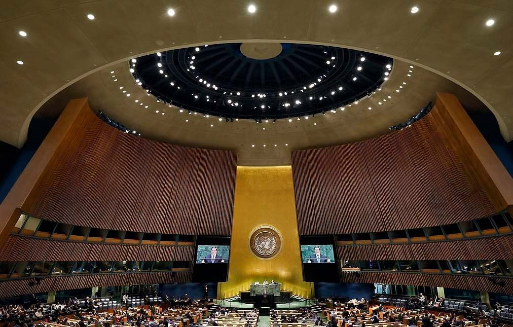 76th UNGA session starts in New York