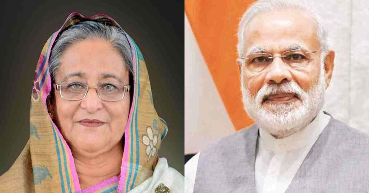 PM greets Modi on his birthday